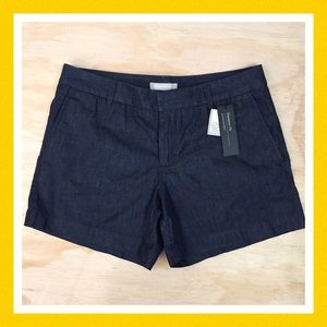 Banana Republic Hampton Fit Denim Shorts Size 6